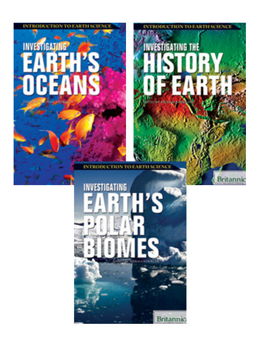 Introduction to Earth Science Series