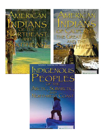 Native American Tribes Series