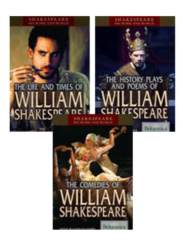 Shakespeare: His Work and World Series