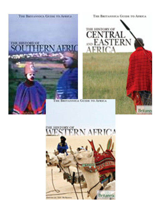 The Britannica Guide to Africa Series