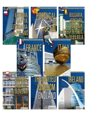 The Britannica Guide to Countries of the European Union Series