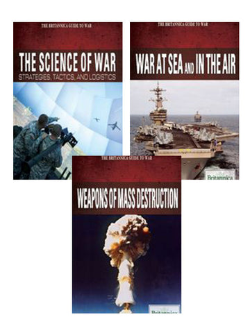 The Britannica Guide to War Series