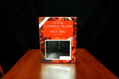 Book of Common Prayer & NRSV Bible with Apocrypha