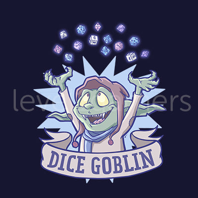 Dice Goblin T-shirt