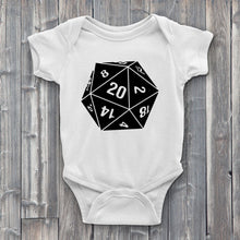 Load image into Gallery viewer, Nat 20 Baby Baby Bodysuit