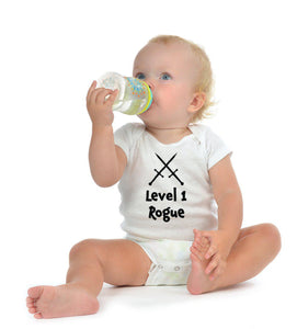 Level 1 rogue Baby Bodysuit