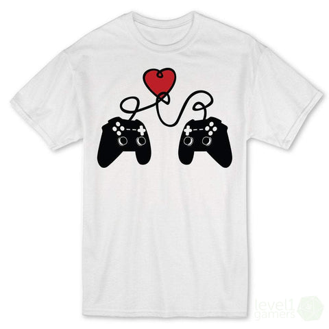 Gamer Valentine's T-Shirt