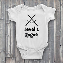 Load image into Gallery viewer, Level 1 rogue Baby Bodysuit