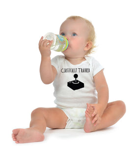 Classically trained Baby Bodysuit