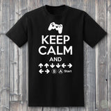 Keep Calm Combo T-Shirt