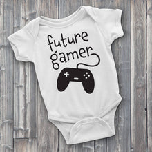 Load image into Gallery viewer, Future Gamer Baby Bodysuit