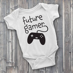 Future Gamer Baby Bodysuit