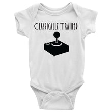 Load image into Gallery viewer, Classically trained Baby Bodysuit