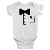 Little Nerd Baby Bodysuit