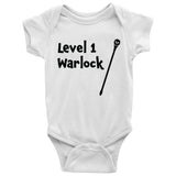 Level 1 warlock Baby Bodysuit