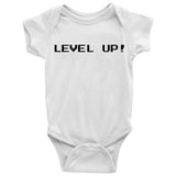 Level up Baby Bodysuit