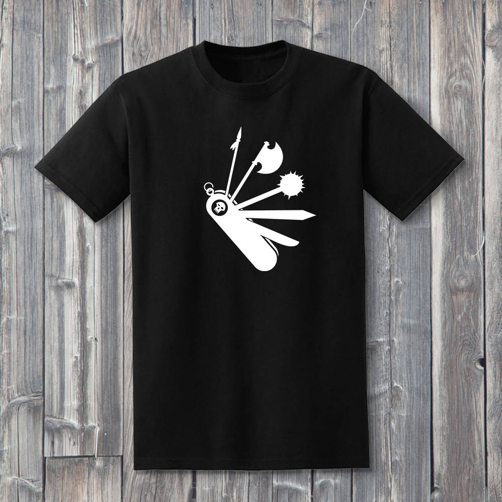Adventurer's Survival Knife T-Shirt