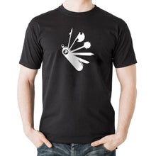 Load image into Gallery viewer, Adventurer's Survival Knife T-Shirt