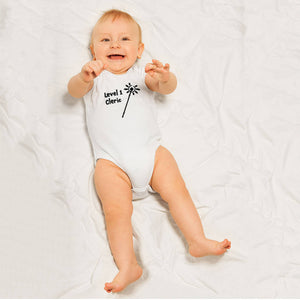 Level 1 cleric Baby Bodysuit