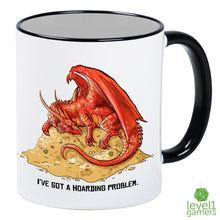 Load image into Gallery viewer, Hoarding Problem (Dragon) Mug