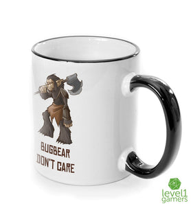 Bugbear Don't Care Mug