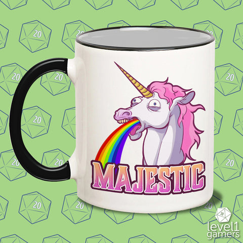 Majestic Unicorn Mug