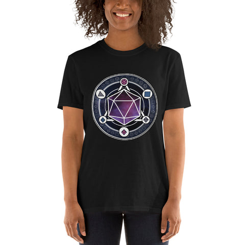 Dice Summoning Circle T-Shirt