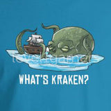 What's Kraken? Unisex T-shirt