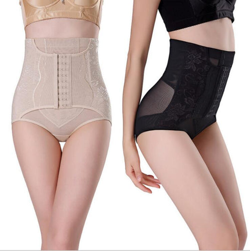 Women High Waist Panties Underwears Maternity Corsets