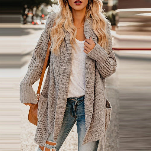 Maternity Medium Long Sweater