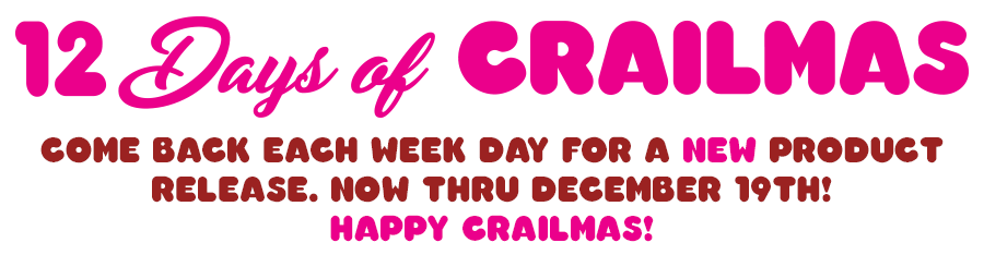 12 Days of Crailmas Holiday shopping product releases