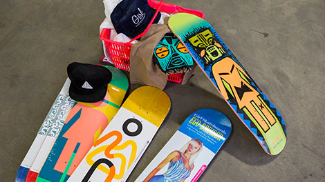 Girl Skateboards Sean Malto's Pro Picks