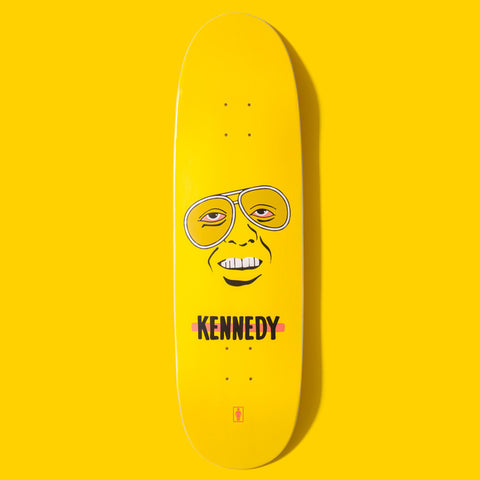 Cory Kennedy - Girl Skateboards King Coryman Phawt Deck