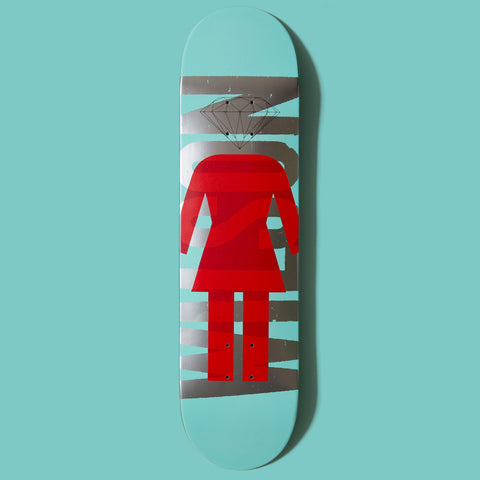 Jeron Wilson - Girl Skateboards Supply Co. Deck