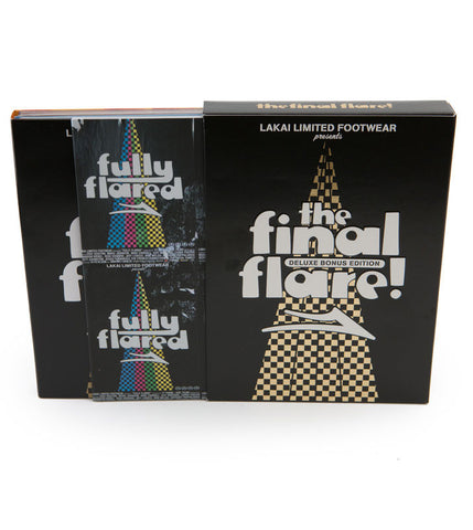 Lakai's Fully Flared DVD Box Set - Free with Purchase $50+