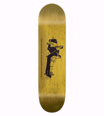 Jerry Hsu - Wood Grain Deck