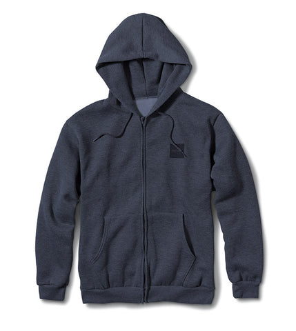 Tonal Square Zip