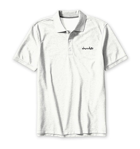 Chunk Embroidered Polo