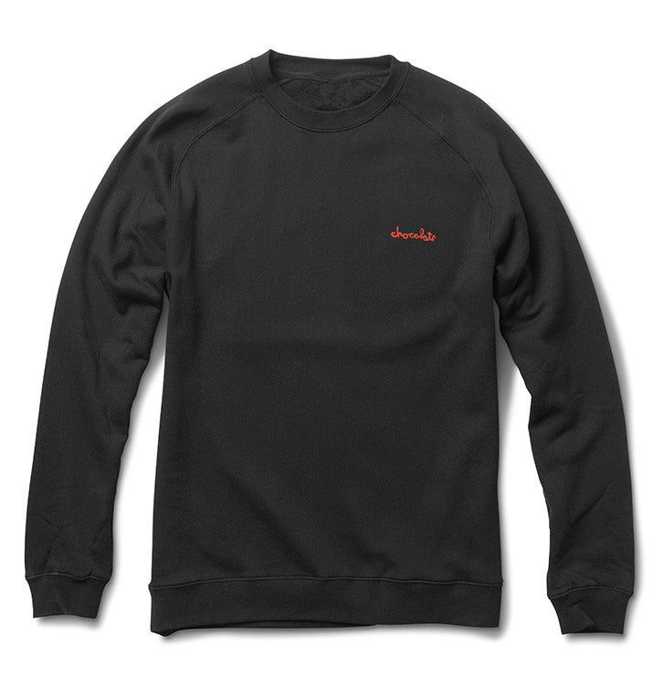 Chunk Embroidered Crew