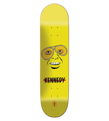 Cory Kennedy - Girl Skateboards King Coryman Deck