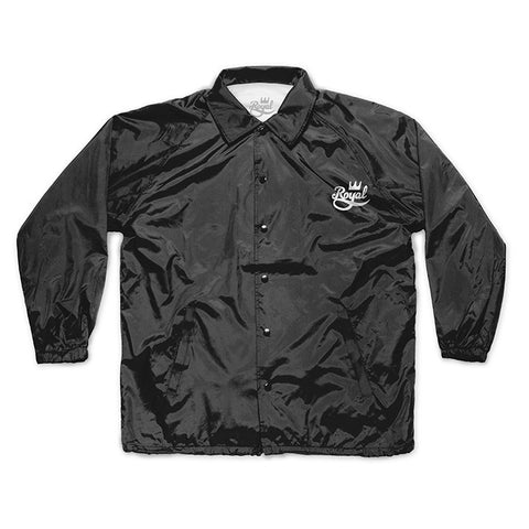 Silver Script Coaches Jacket