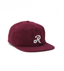 Royal Initial Snapback Hat