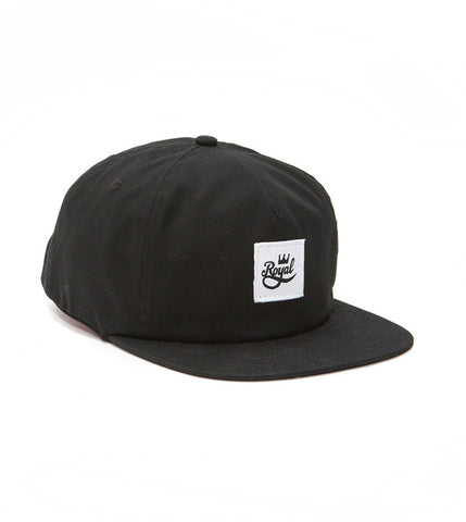 Royal Square Snapback Hat
