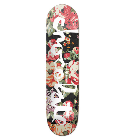 Kenny Anderson - Floral Chunk Deck