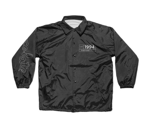 Inaugural Coaches Jacket
