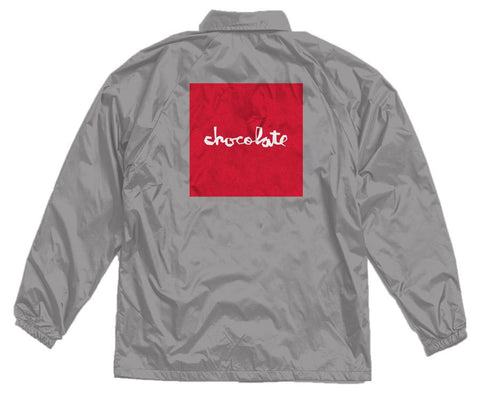 Red Square Coaches Jacket