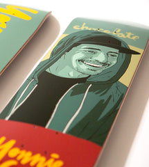 Yonnie Cruz Portrait Deck