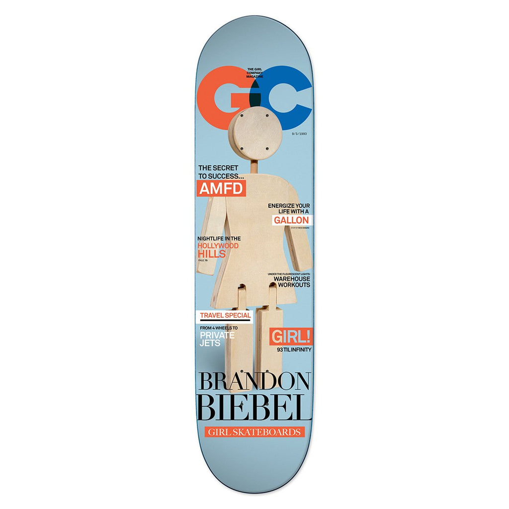 Biebel Newsstand Deck