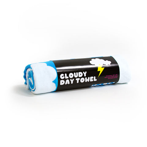 Cloud Beach Towel