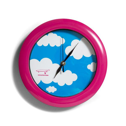 The Cloud Clock